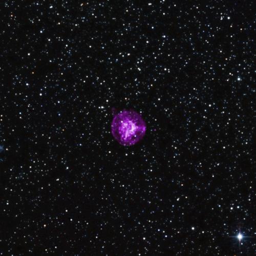 Image: Supernova SNR B0049-73.6