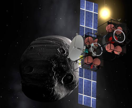 Iowa State engineers developing ideas, technologies to save the Earth from asteroids