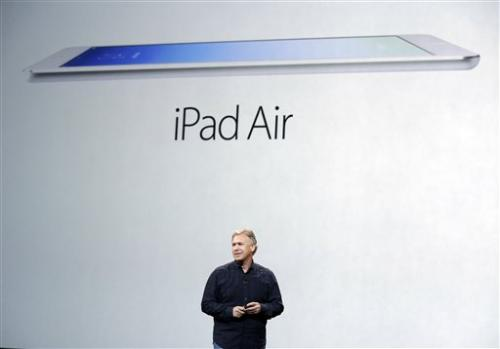 iPads face toughest holiday season yet