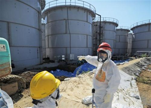 Japan's radioactive water leaks: How dangerous?