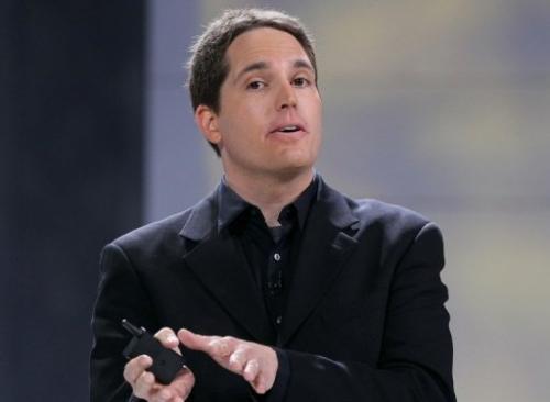Jason Kilar, top executive of popular video-streaming service Hulu, speaks in Las Vegas on January 6, 2011