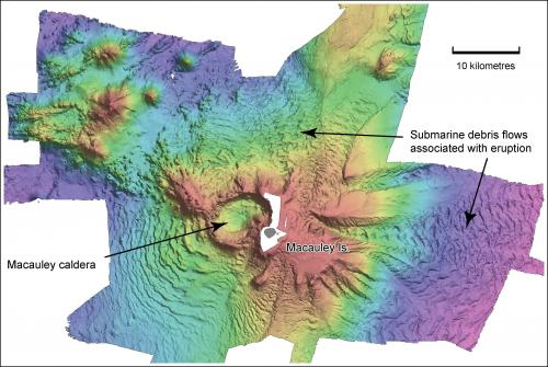 Research team discovers third type of volcanic eruption