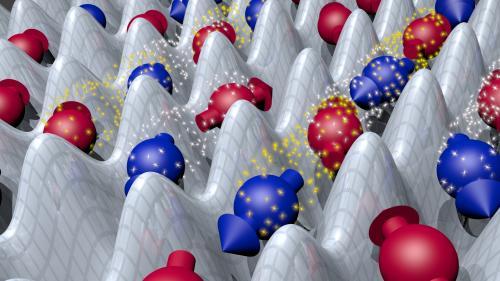 A quantum simulator for magnetic materials