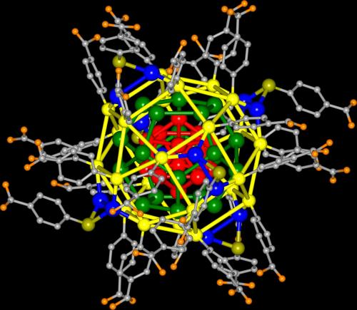 Separate teams develop similar method for creating non-oxidizing silver nanoparticles