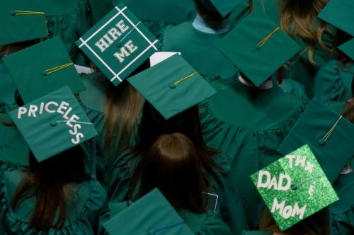 Job market mixed for college grads