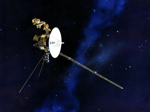 John Richardson and John Belcher on Voyager 1's crossing and interstellar exploration