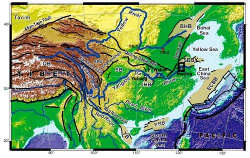 New research suggests Yangtze River is at least 23 million years old