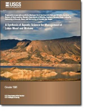 Lake Mead aquatic-science research documents substantial improvements in ecosystem