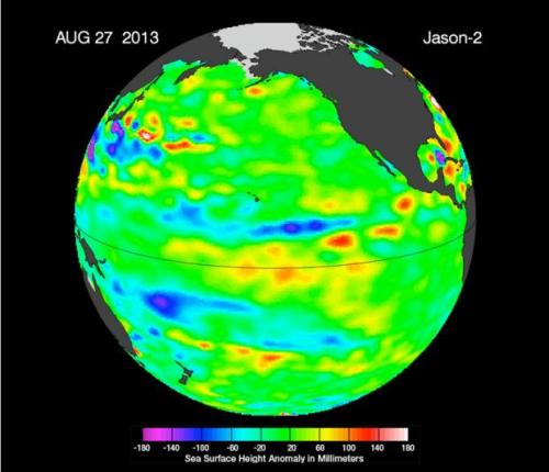 'La Nada' climate pattern lingers in the Pacific