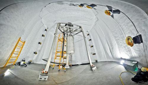Large Underground Xenon Detector