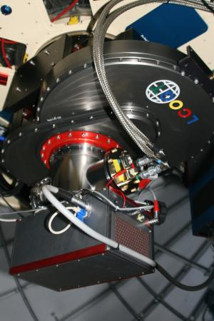Las Cumbres Observatory 'Sinistro' astronomy imager captures first light