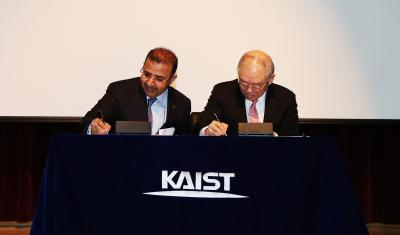 Launched the Saudi Aramco-KAIST CO2 Management Center in Korea
