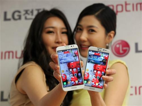 LG to release full HD smartphone in SKorea