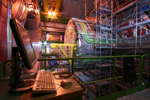 LHC celebrates five years of not destroying the world