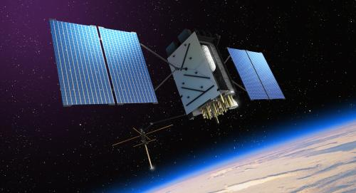 Major GPS III flight software milestone completed