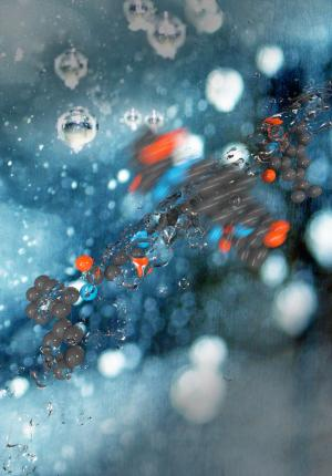 Water found to be an ideal lubricant for nanomachines
