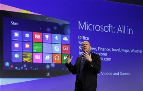 Microsoft touching up Windows 8 to address gripes