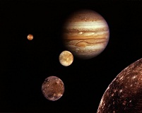Modeling Jupiter and Saturn's possible origins