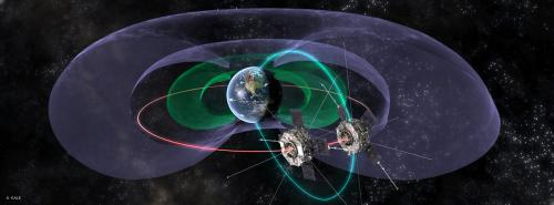 Mysteries of Earth's radiation belts uncovered by NASA twin spacecraft
