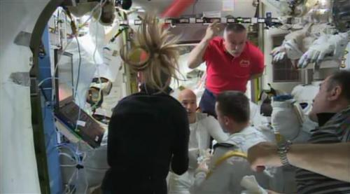 NASA aborts spacewalk due to water leak in helmet