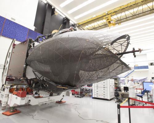 NASA accepts third generation TDRS into network