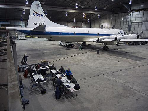 NASA begins new season of Arctic ice science flights
