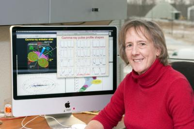 NASA Goddard astrophysicist wins prize for pulsar work