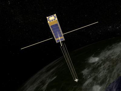 NASA-led firefly mission to study lightning