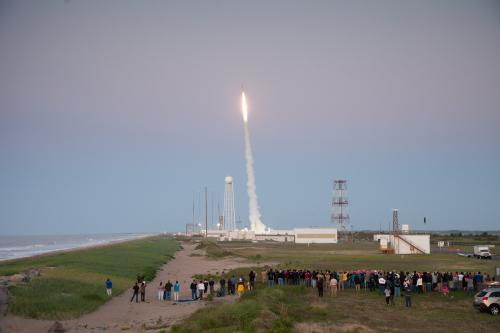 NASA rocket launch successful; next launch June 24 from Wallops