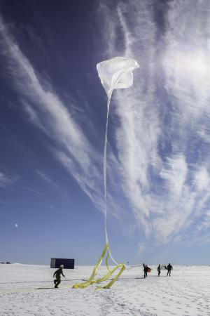 NASA's BARREL mission launches 20 balloons