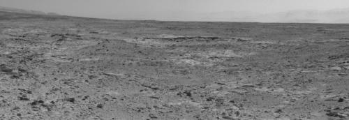 NASA's Curiosity Mars rover approaches 'Cooperstown'