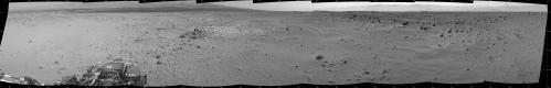 NASA'S Mars Curiosity debuts autonomous navigation