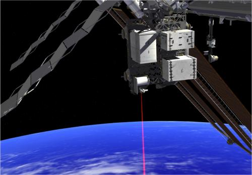 NASA's OPALS to beam data from space via laser
