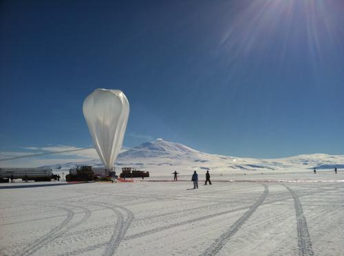 NASA Super-TIGER balloon shatters flight record
