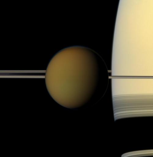 NASA team investigates complex chemistry at Titan