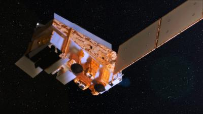 NASA transfers operational control of environmental satellite