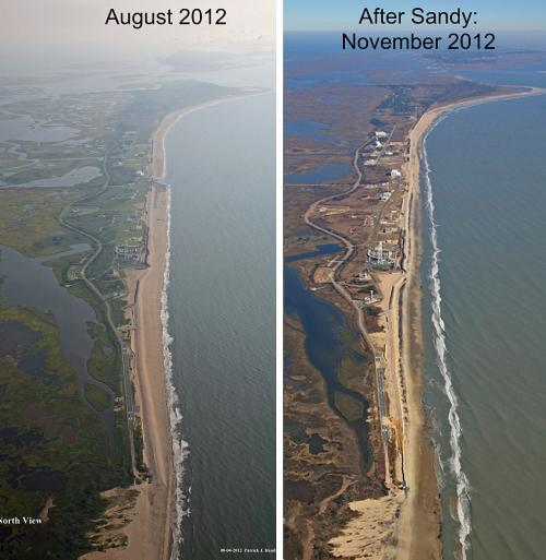 NASA Wallops recovery continues from Hurricane Sandy