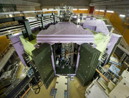 Evidence for a new nuclear 'magic number'