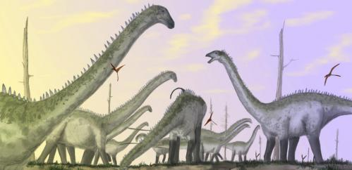 Necks question ... how did the biggest dinosaurs get so big?