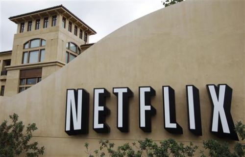 Netflix stocks soars 41 pct after strong 4Q report