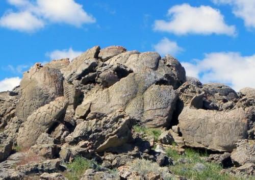 New CU-Boulder led research effort dates oldest known petroglyphs in North America