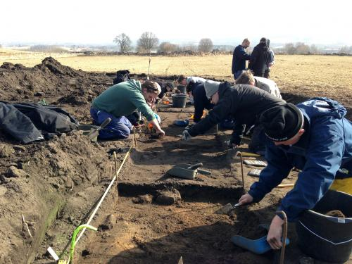 New excavations indicate use of fertilizers 5,000 years ago