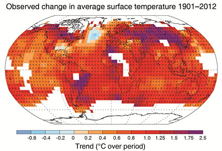 Newly released climate change report reinforces need for action