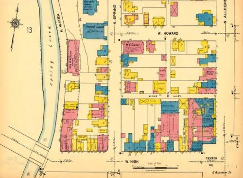 New online resource excites genealogists, urban planners, and others