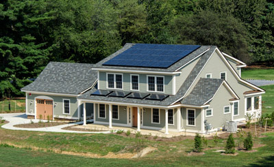 new report identifies strategies to achieve net zero energy homes