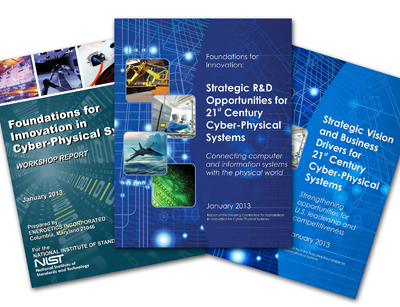 New reports define strategic vision, propose R&D priorities for future cyber-physical systems