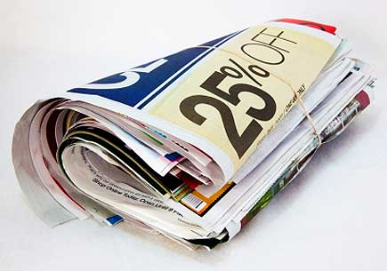 Newspaper web ads not to blame for print advertising decline