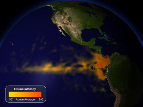 New way to identify which El Nino events will have biggest impact on U.S. winter weather