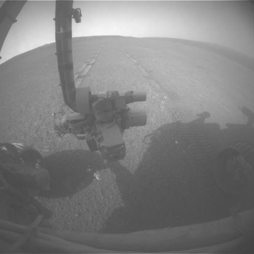 Nine-year-old Mars rover passes 40-year-old record