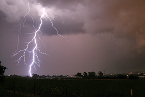 NOAA study finds fishing tops US lightning death activities
